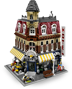 Bricklink Reference Catalog Sets